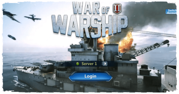 War Of Warship II Android Apk