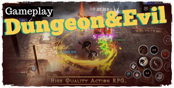 Dungeon&Evil