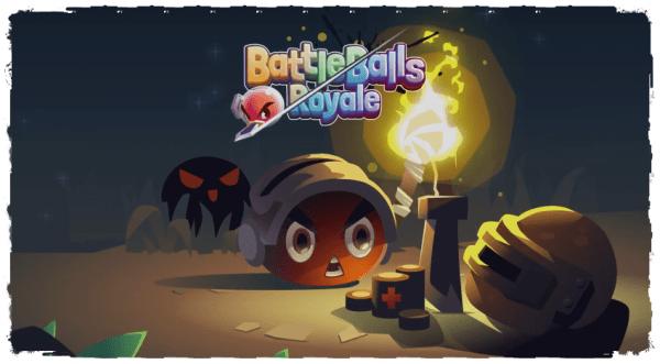 Battle Balls Royale Android Apk