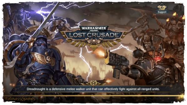 Warhammer 40.000: Lost Crusade Apk