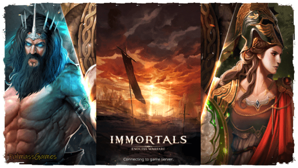 Immortals Endless Warfare Android Apk