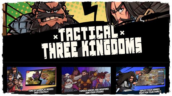 Three Kingdoms Tactics Android Apk