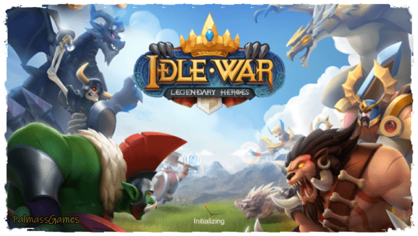 Idle War: Legendary Heroes Android Apk