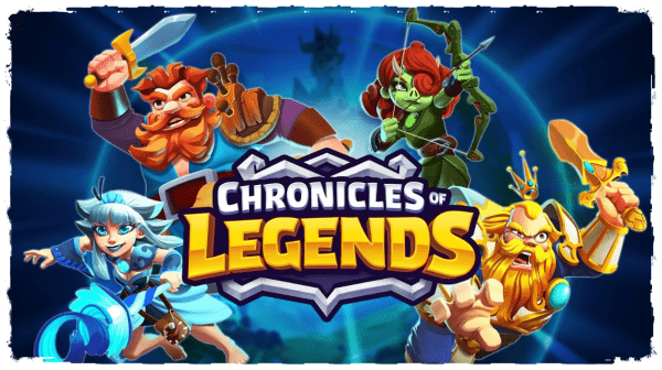 Chronicles of Legends Android Apk