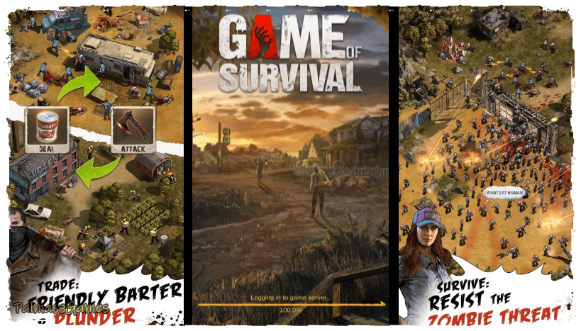 Game of Survival Android Apk