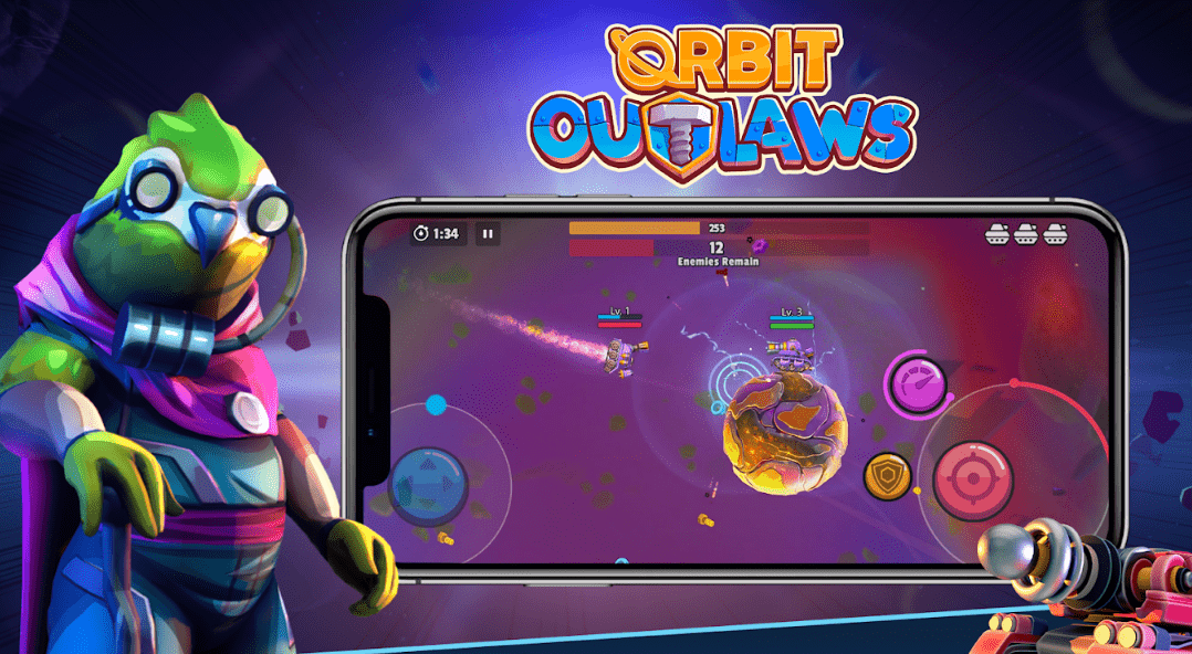 Orbit Outlaws Android APK