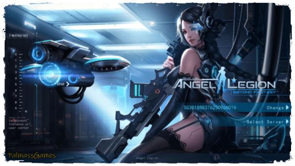 Angel Legion Android Apk