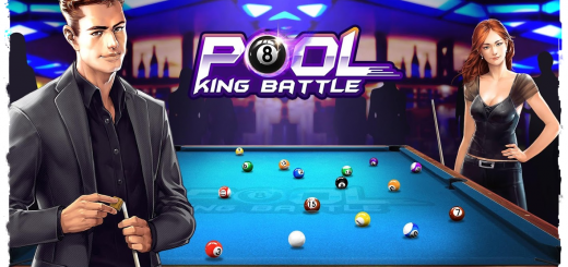 Pool King Battle
