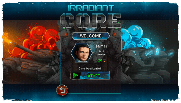 Irradiant Core