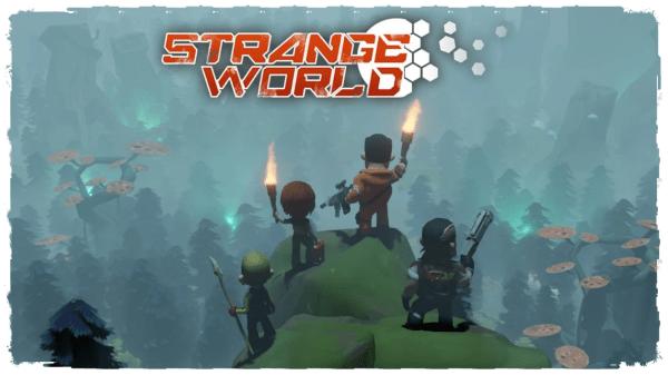 Strange World Android Apk