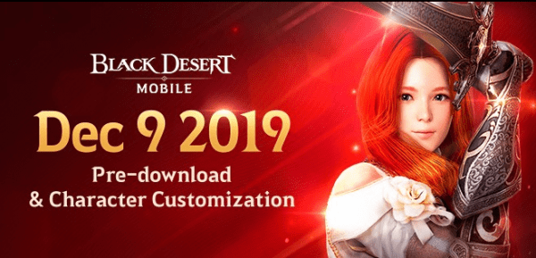 Black Desert Mobile Android Apk
