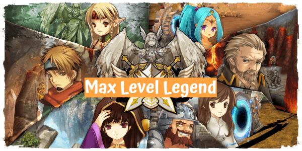 Max Level Legend