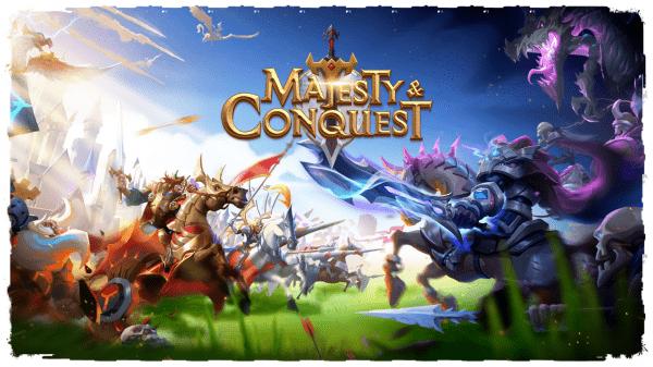 Majesty & Conquest-Magic War Strategy RPG