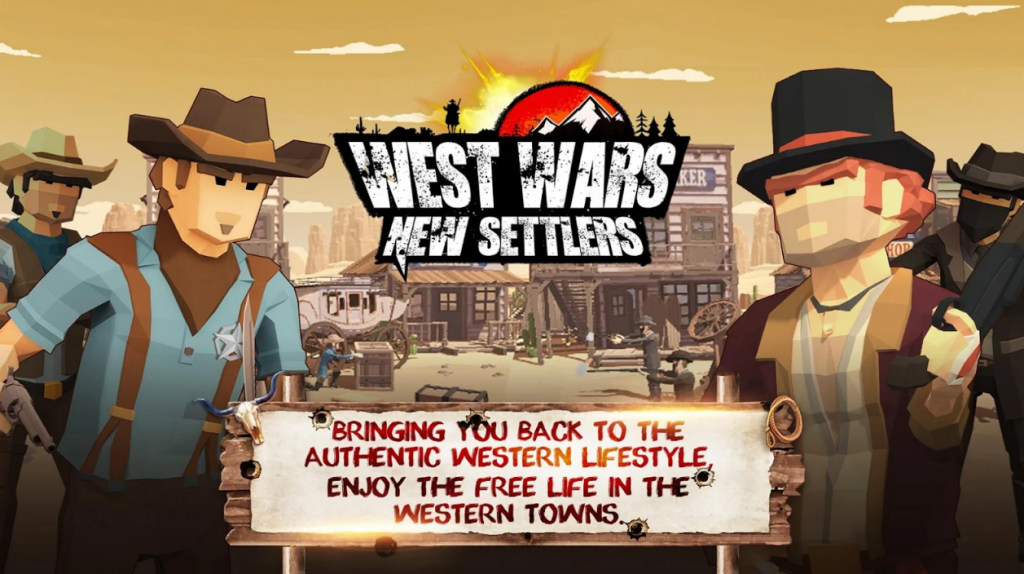 West Wars: New Settlers