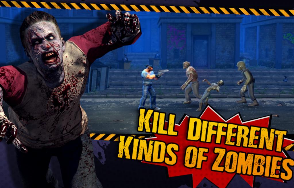 Zombie Street Fighter 3D