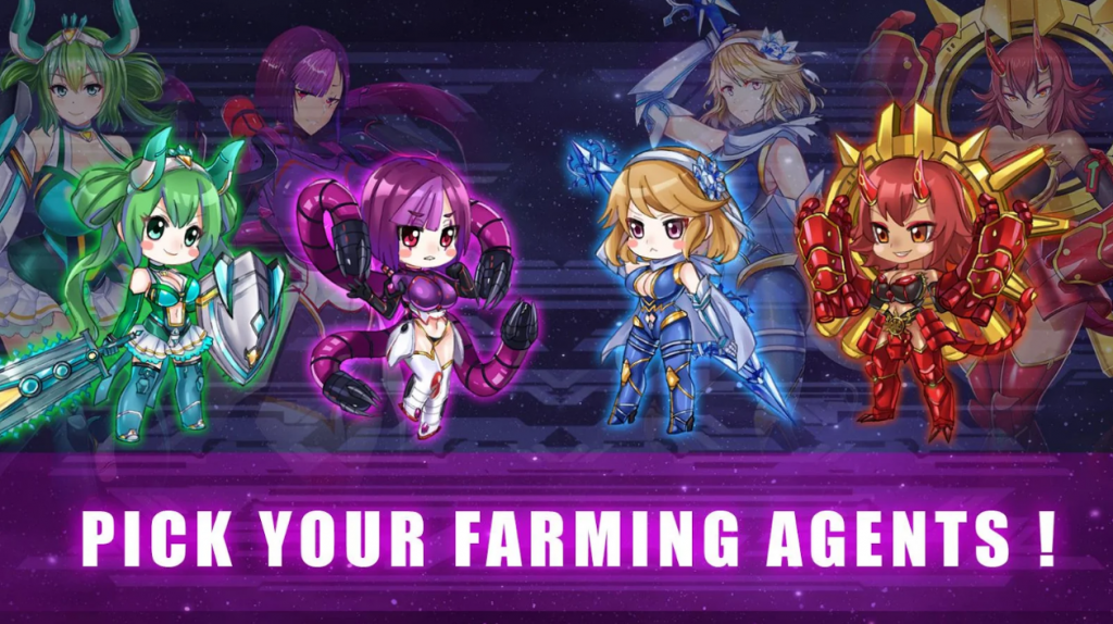 Idle Space Farmer Android Apk