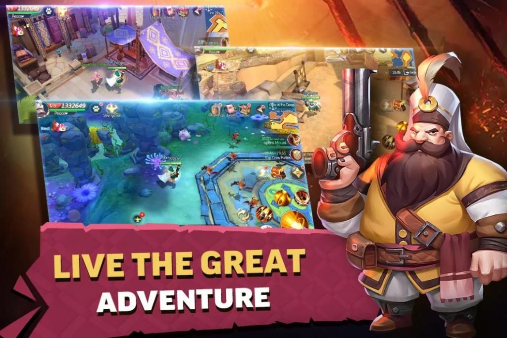 Sinbad: Great Adventures Android Apk