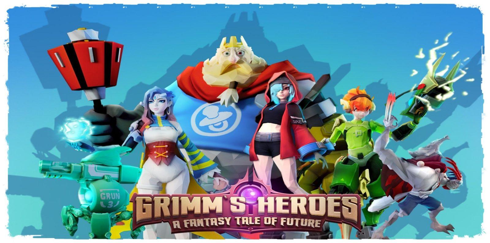 GrimmHeroes