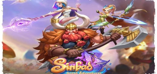 Sinbad: Great Adventures