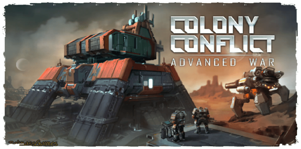 Colony Conflict: Advanced War