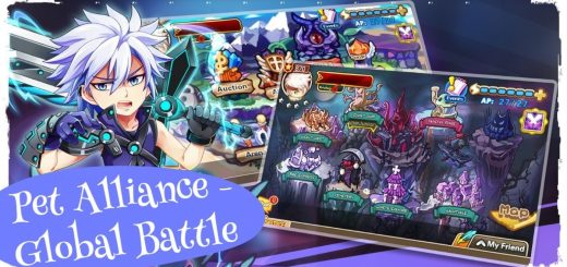 Pet Alliance Global Battle