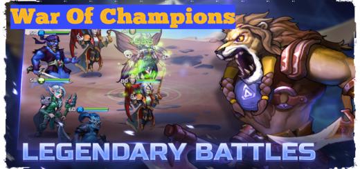 War Of Champions