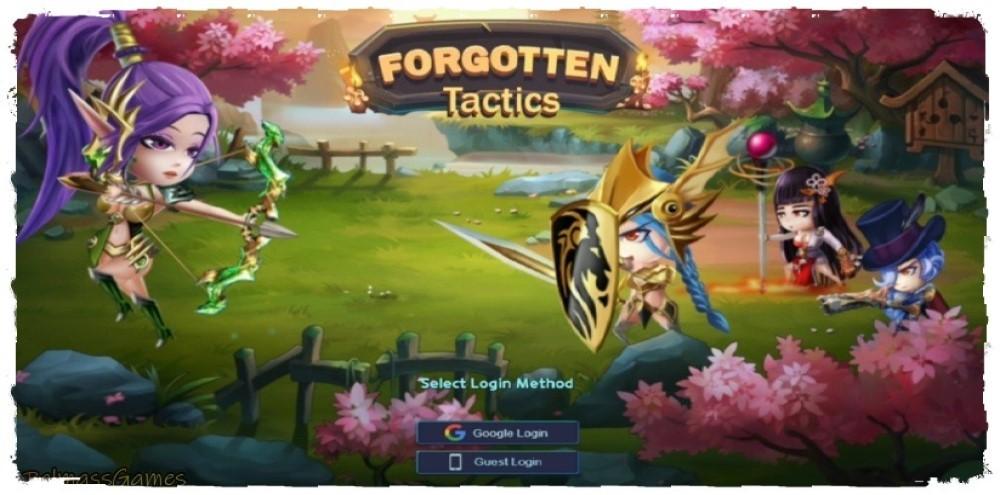 Forgotten Tactics