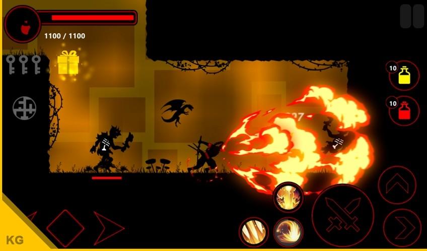 Soul of Ninja : Shadow Death