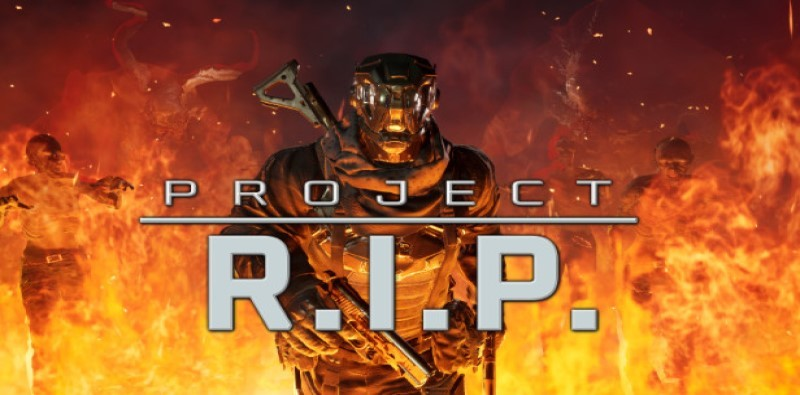 Project RIP Mobile - Free Horror Survival Shooter