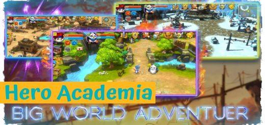 Hero Academia : My Fantasy World