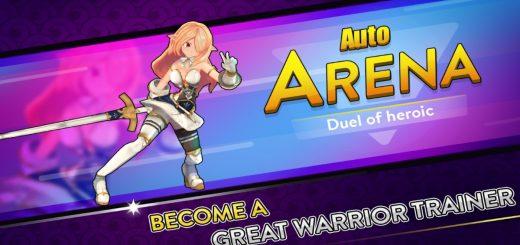 Auto Arena - Duel of heroic