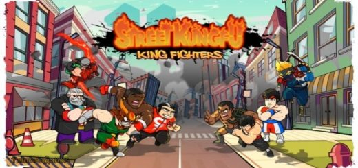 Street Kungfu : King Fighter