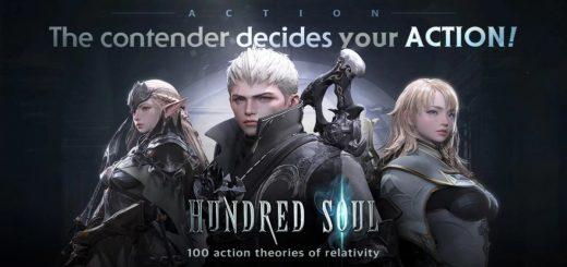 Hundred Soul :The Last Savior
