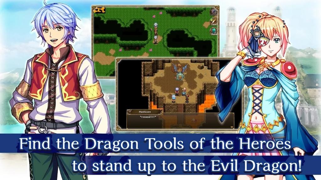 RPG Liege Dragon