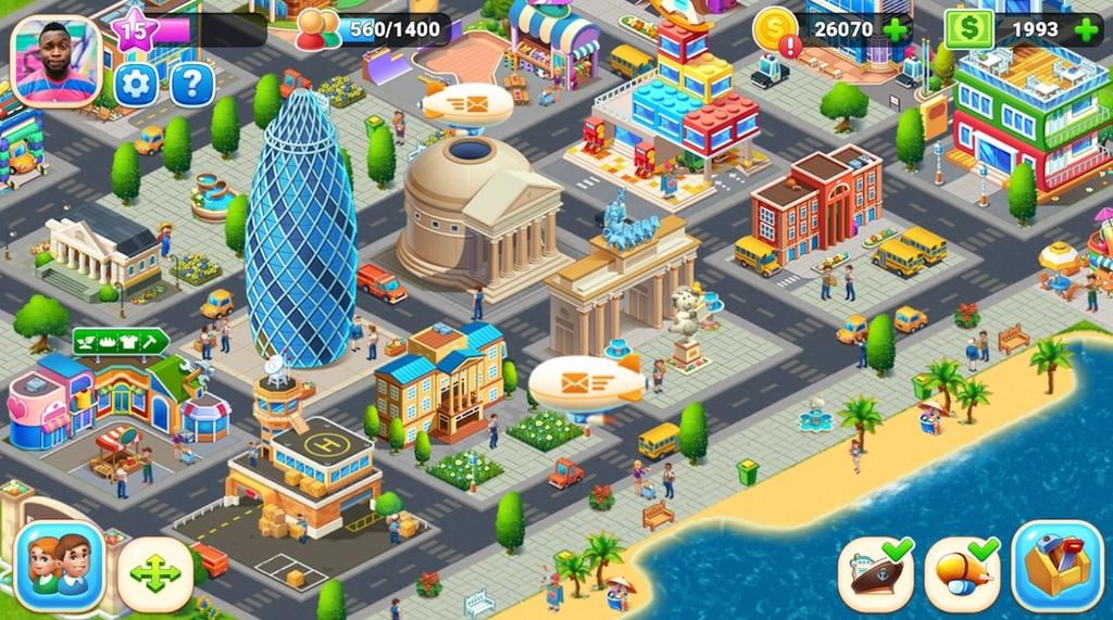 Farm City : Farming & City Island
