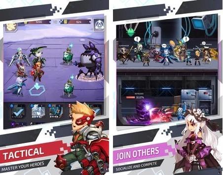Nova Heroes