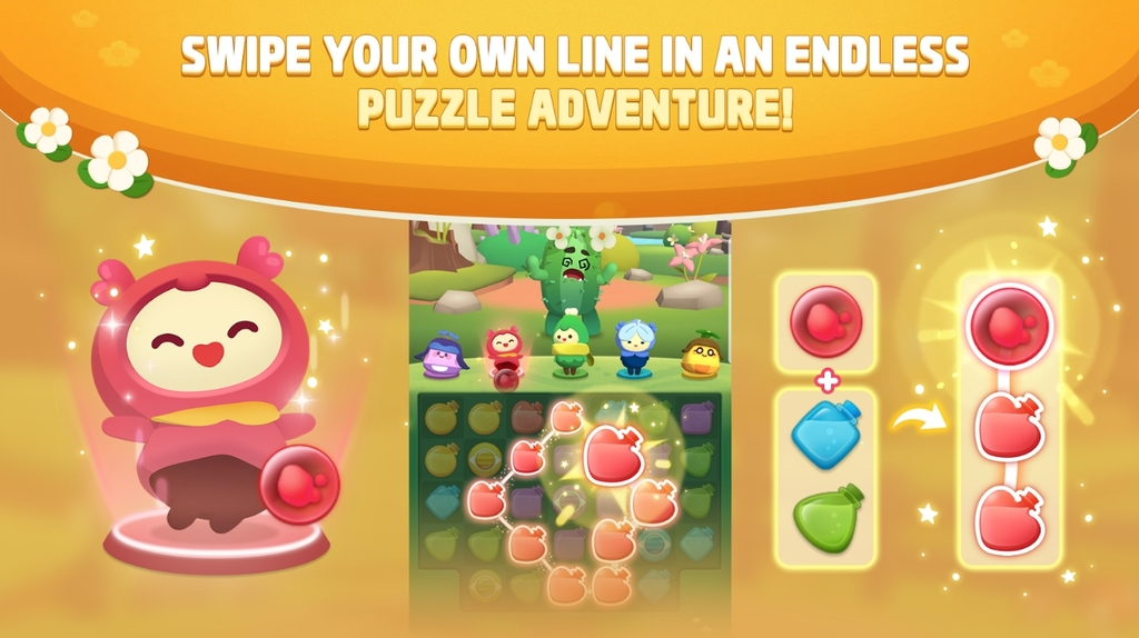 Fairy's Garden: Puzzle Adventure