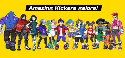 Kick-Flight