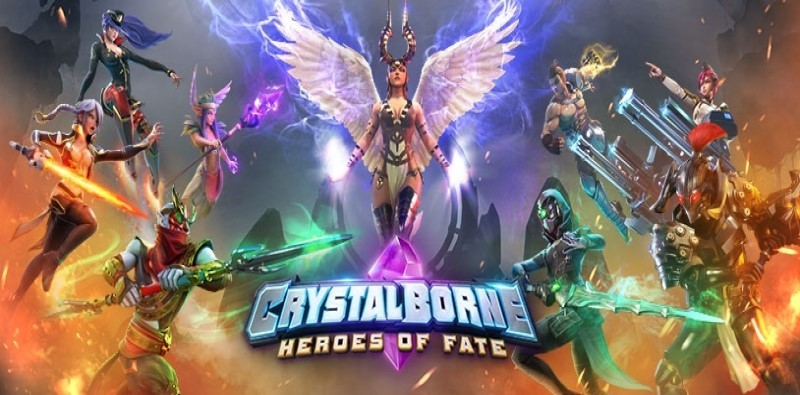 Crystalborne: Heroes of Doom