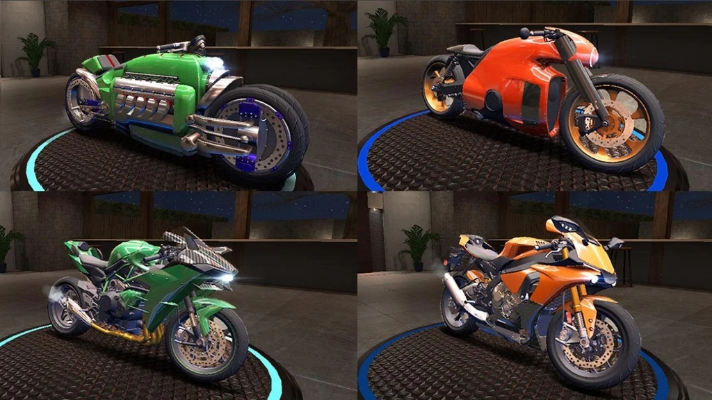 Speed Moto Dash
