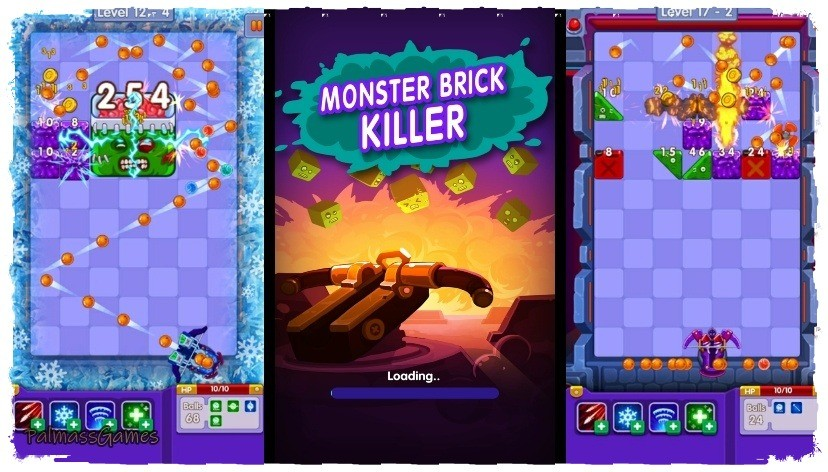 Monster Bricks Killer