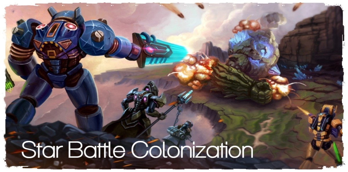 Star Battle Colonization