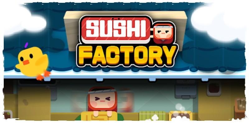 Sushi Factory - Slide Puzzle