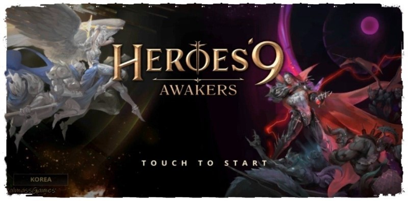 Heroes 9: Awakers(ENG)