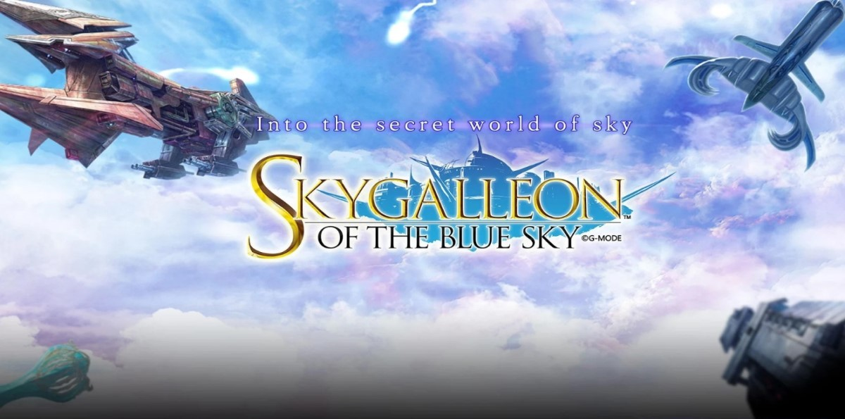 Skygalleon of th Blue Sky