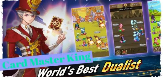 Card Master King