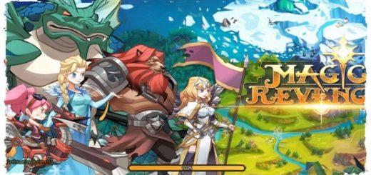 Magic Revenge: Mighty AFK RPG