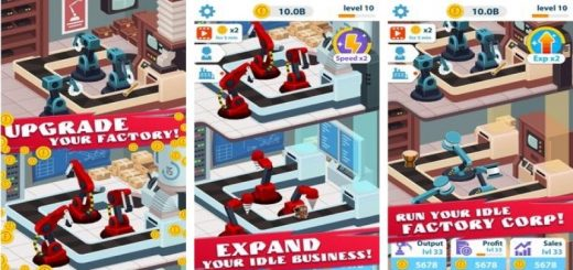Idle Factory Corp.: Business Tycoon Clicker Games