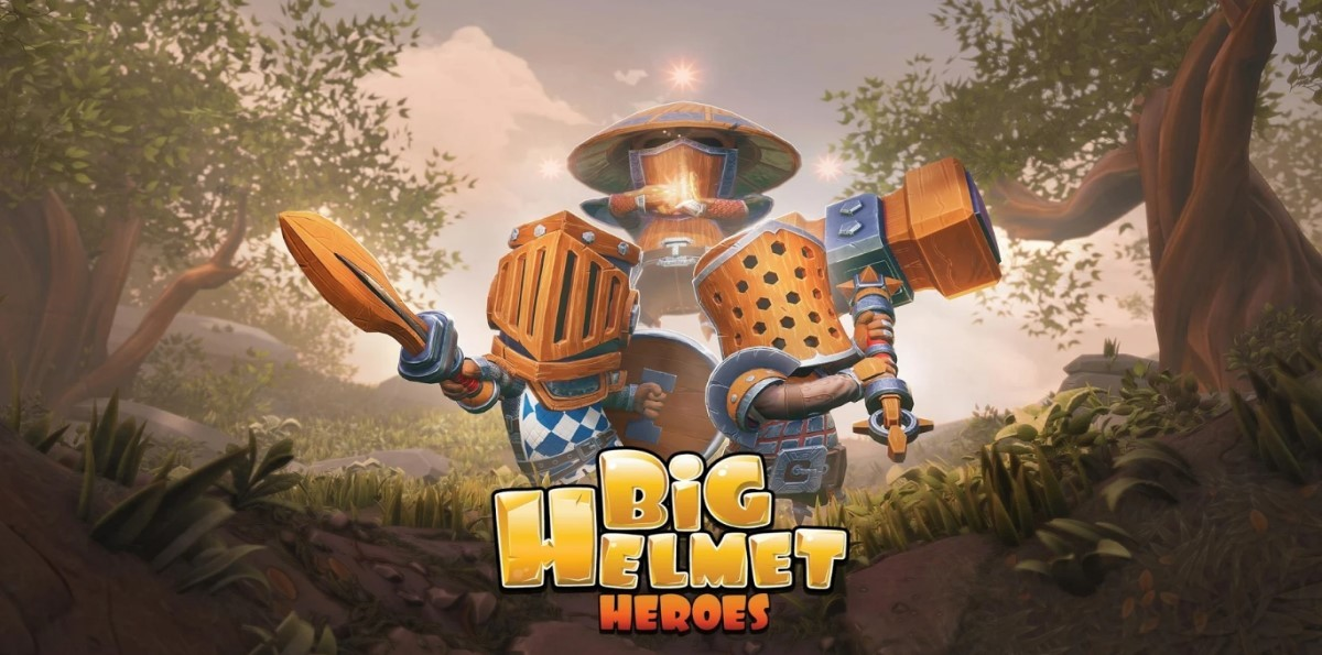 Big Helmet Heroes