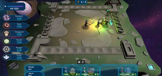 Cyberfield Auto Chess APK